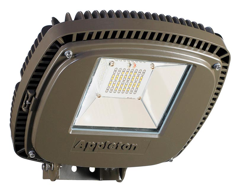 Reflectores Tipo Led Areamaster De Emerson Industrial Automation