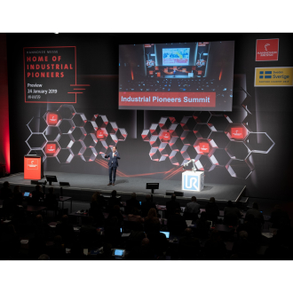 Industrial Pioneers Summit durante Hannover Messe 2019